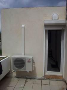 Installer Une Climatisation : installation de la climatisation r versible dans une ~ Melissatoandfro.com Idées de Décoration