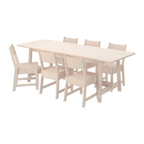 Ikea Tisch Norraker by Norr 197 Ker Norr 197 Ker Tisch Und 6 St 252 Hle Ikea