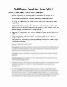 Ap Biology Exam Study Guide