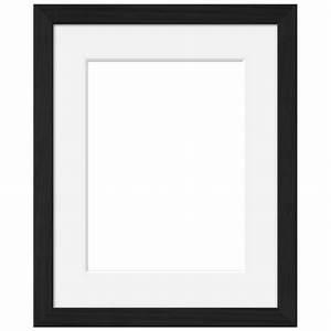 Cadre 70 X 100 : cadre bois noir appolo nielsen chez rougier pl ~ Dailycaller-alerts.com Idées de Décoration