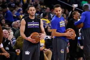 Stephen Curry es demasiado bueno para su hermano