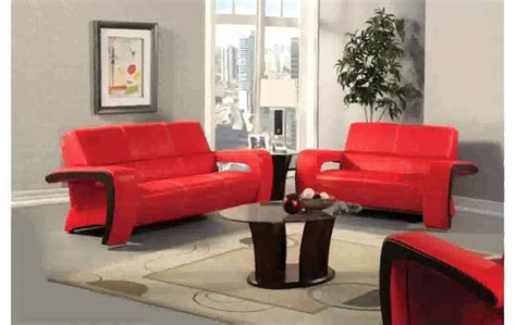Red Sectional Living Room Ideas by Red Leather Couch Decorating Ideas Youtube
