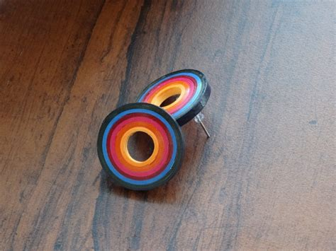 quilling earring designs ideas models design