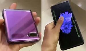 Samsung Galaxy Z Flip  Filtrado En V U00eddeo El Smartphone