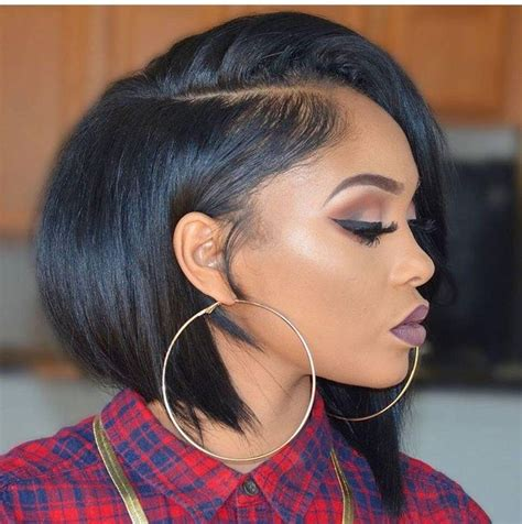 ideas  short weave bob hairstyles