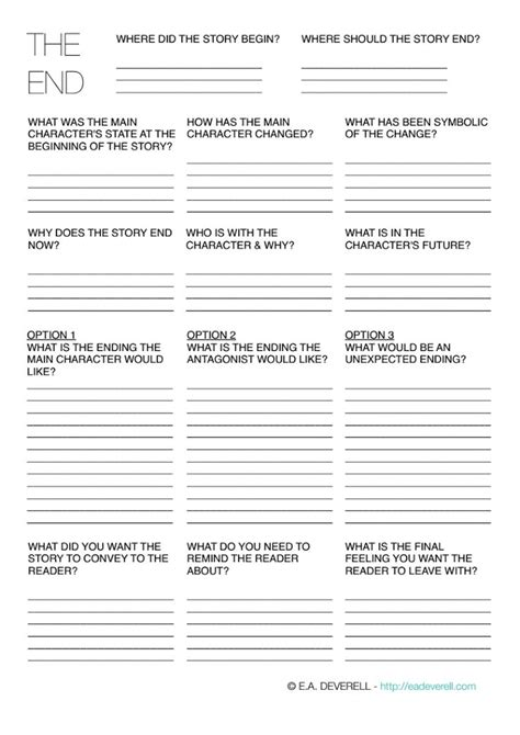 best of creating a character worksheet beautiful creative
