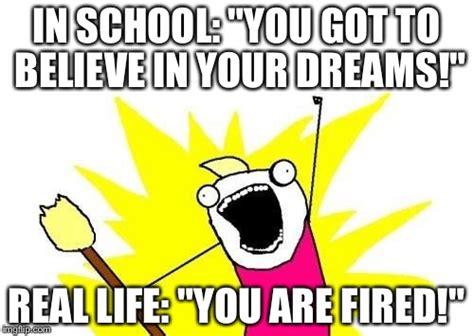 In Your Dreams Meme - x all the y meme imgflip