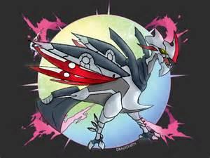 Pokemon Skarmory Mega Evolution