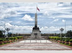 Rizal Park Shore Excursions Asia
