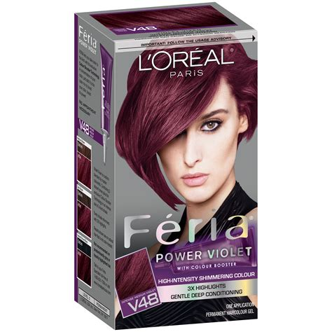 siege loreal l 39 oreal feria power hair color shop your way