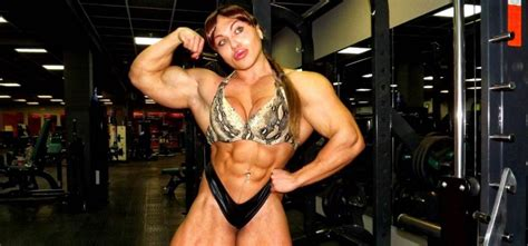 The 5 Most Jacked Female Bodybuilders Of All Time