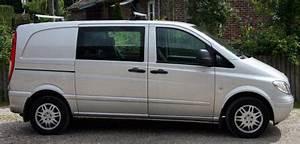 Mercedes Vito 5 Places : mercedes vito 115 cdi compact fourgon ~ Maxctalentgroup.com Avis de Voitures