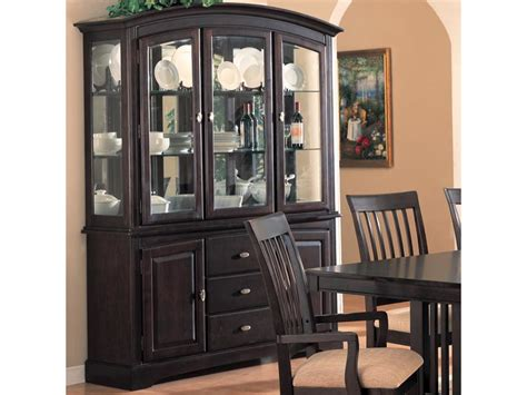 Painted Dining Room Hutch And Buffet New Decoration