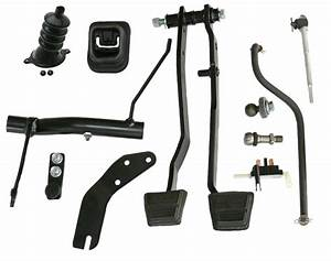 Clutch Linkage Kit  Complete Conversion  1978