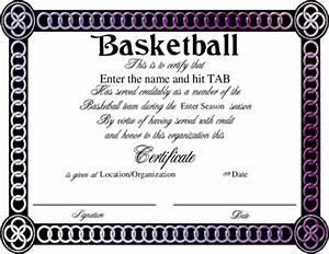 Sport Certificate Templates Sports Award Certificates Certificate Templates