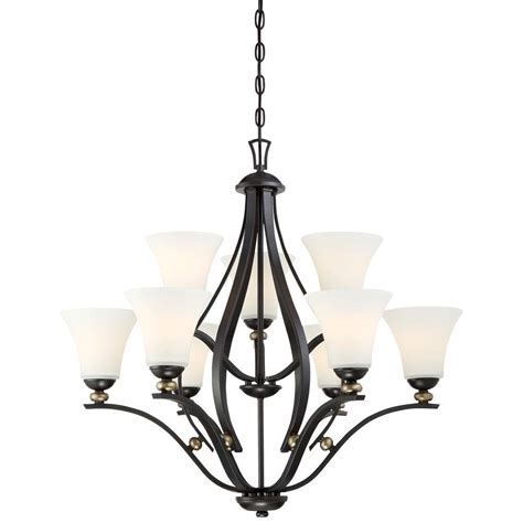 minka lavery shadowglen  light lathan bronze chandelier