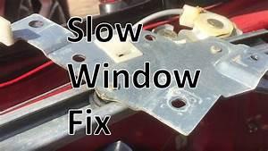 Miata Slow Window Fix