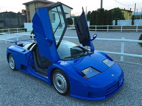 mighty bugatti eb gt  offered  sale carscoops