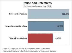 Detective Annual Salary by How Much Does A Detective Make Detective Education