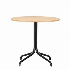 Vitra Tisch Rund : belleville bistrotisch indoor rund von vitra ~ Michelbontemps.com Haus und Dekorationen