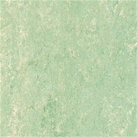 Cool Green Natural Linoleum Tile   Contemporary   Vinyl