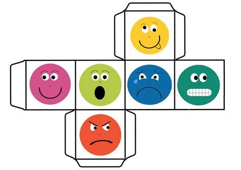 Juegos infantiles online gratis para niños y niñas. dado de las emociones 2 - Orientación Andújar - Recursos Educativos