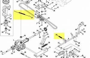 Wiring Diagram For Cub Cadet Ltx 1050  U2013 The Wiring Diagram Intended For Cub Cadet Ltx 1045 Parts