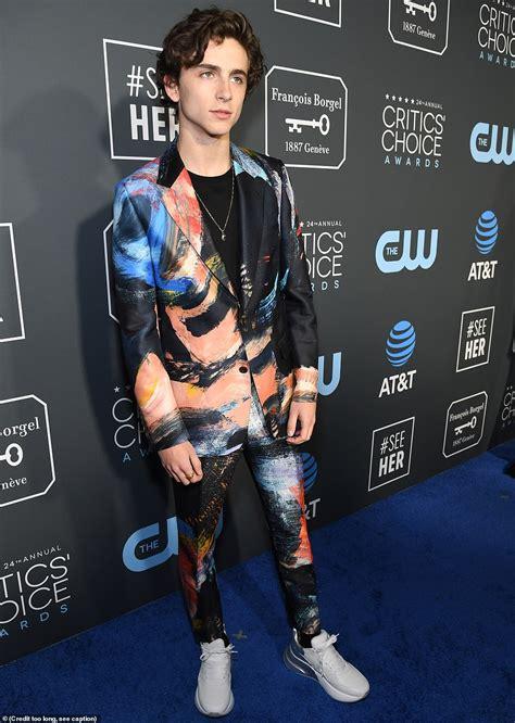Critics Choice Awards Worst Dressed Stars The