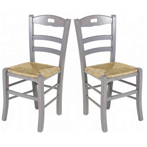 chaise grise but chaise de cuisine grise