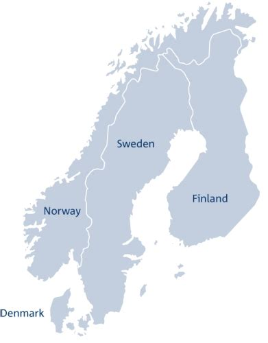Which For The Nordic Countries Brenntag Nordic Brenntag