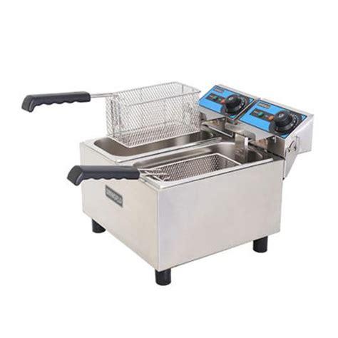 Countertop Fryers by Uniworld Uef 062 Economy 6l Countertop Fryer