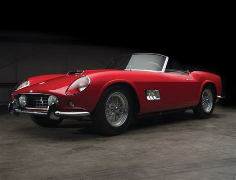 Car company belongs to which country? 100 of The Most Expensive Ferraris Ever Sold