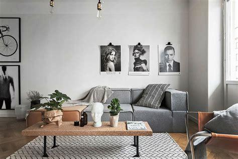 23 Beautiful Scandinavian Living Room Designs