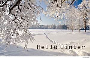 Funny hello December & Hello Winter quotes wallpapers 2016 ...
