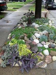 diy low maintenance rock garden no link this is With rock garden ideas lovely house