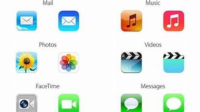 Ipad Ios Icons Icon App Settings Iphone