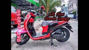 Motor Scoopy Sporty