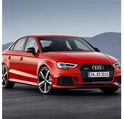 Wallpaper Audi RS3 Sedan 2018 Cars 4K Automotive
