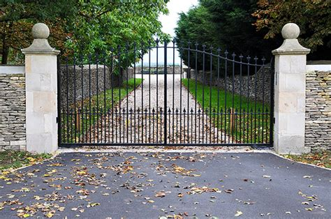 driveway gates charlotte nc timber fencing