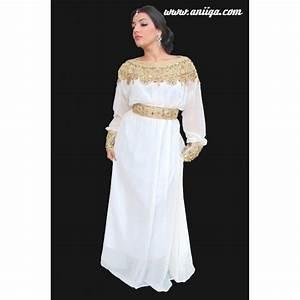Robe soiree orientale moderne for Robe de mariage orientale