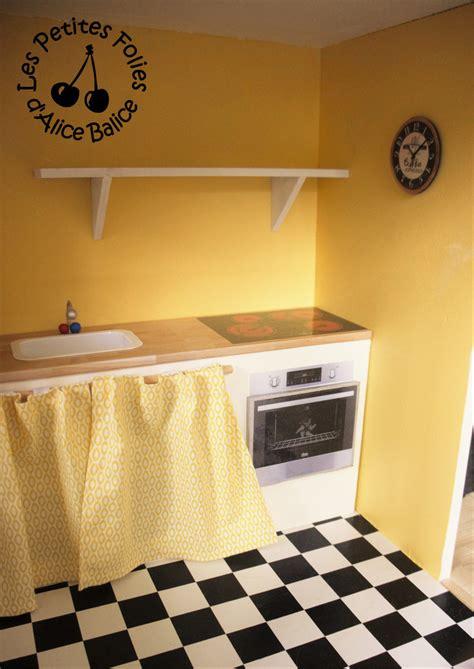 cuisine jaune et gris maison de 5 les meubles cuisine et salon