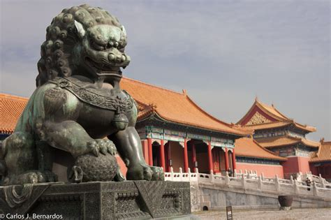 of lions guardian in the forbidden city documentary