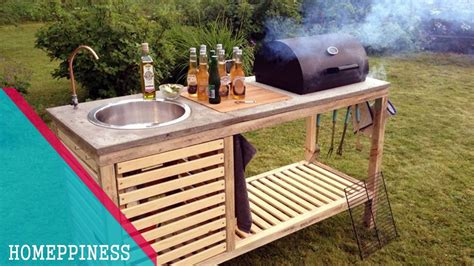 (new Design 2017) 20+ Diy Outdoor Kitchen Ideas  Simple