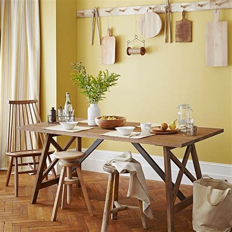 yellow dining rooms design ideas