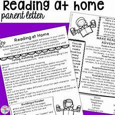 Reading Logs & Parent Letter (homework For Preschoolers  Reading Logs, Homework And Logs