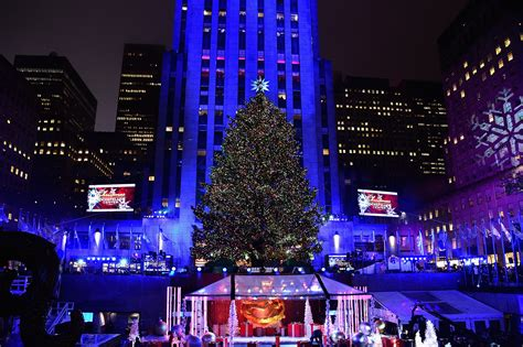 rockefeller center tree lighting 2016 where to