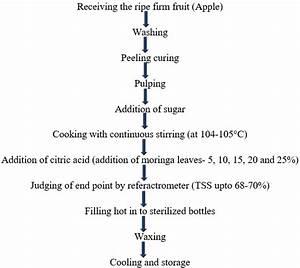 Flow Diagram For Manufacturing Control  U0026 Experimental Jam