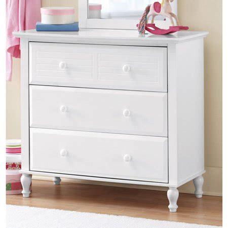 white dresser walmart dorel home collection 3 drawer dresser white