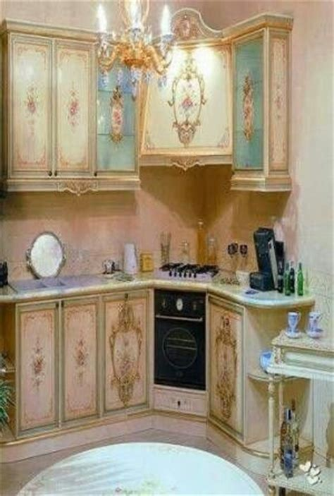 shabby chic painted kitchen cabinets 25 best ideas about shabby chic cabinet on 7911