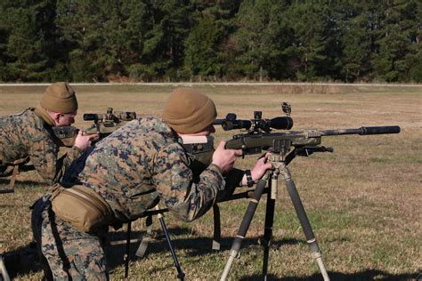 Marines Enter Second Week Of Dcsc Pre-scout Sniper Course